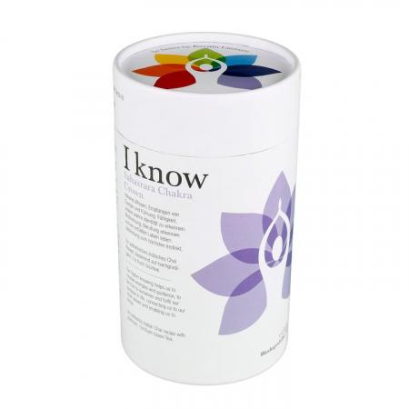 Ceai I know - Crown Chakra Organic0