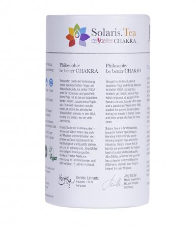 Ceai Organic I Speak - Throat Chakra - 15 plicuri piramidale [5]
