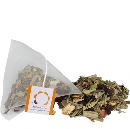 Ceai Organic I Speak - Throat Chakra - 45 plicuri piramidale0