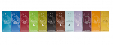 Ceai Organic negru Earl Grey 40 plicuri5