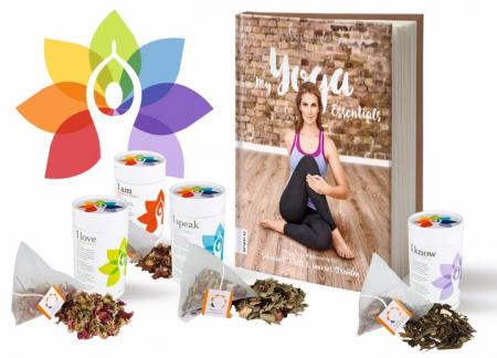 Ceai Organic I Love - Hearth Chakra2