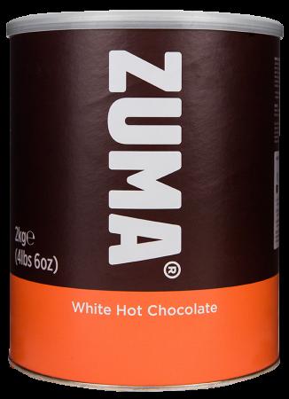 Ciocolata calda alba 2kg Zuma0