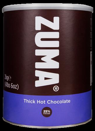 Ciocolata calda densa 2kg Zuma0