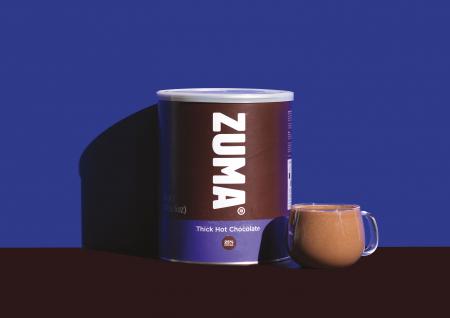 Ciocolata calda densa 2kg Zuma1