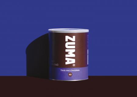 Ciocolata calda densa 2kg Zuma2