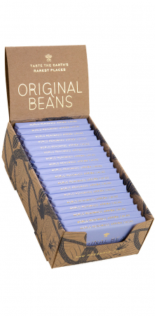 Mini Ciocolata Organica cu lapte 12g Esmeraldas 42% - Origine Ecuador [2]