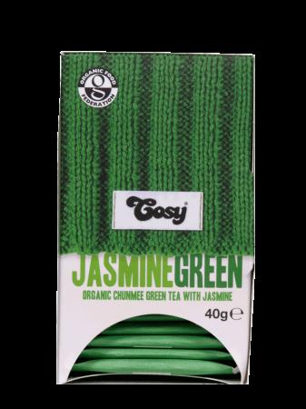 Cosy Ceai Organic Verde cu Iasomie0