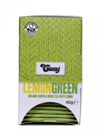 Cosy Ceai Organic Verde de Lamaie0