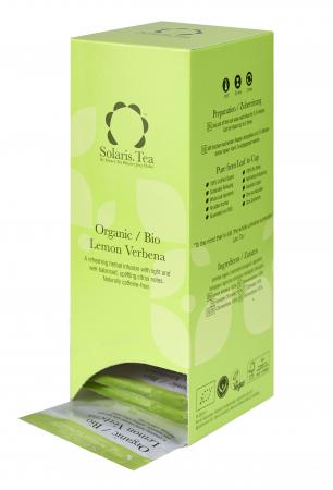 Ceai Organic Lamaie Verbena 40 plicuri [3]