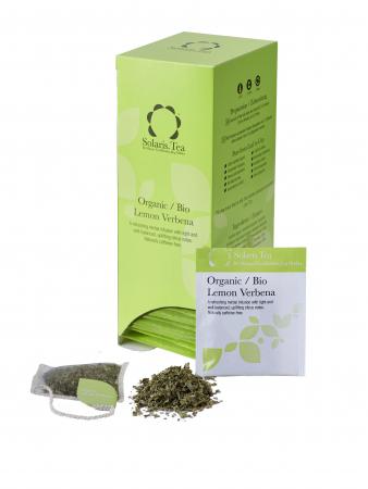 Ceai Organic Lamaie Verbena 40 plicuri [2]