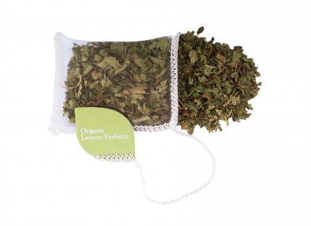 Ceai Organic Lamaie Verbena 40 plicuri [4]