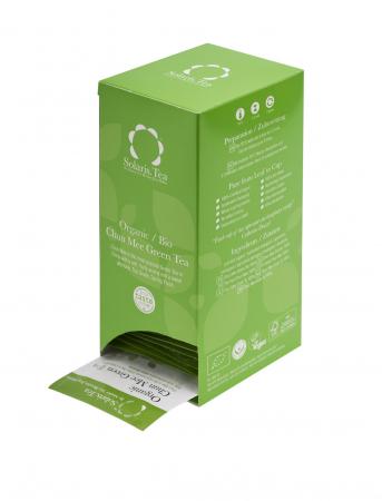 Ceai Organic Verde Chun Mee 40 plicuri [3]