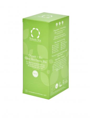 Ceai Organic Verde Chun Mee 40 plicuri [0]