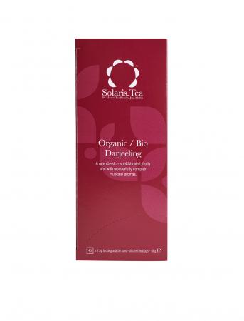 Ceai Organic Darjeeling 40 plicuri1