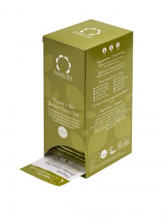 Ceai Organic Verde Iasomie 40 plicuri3