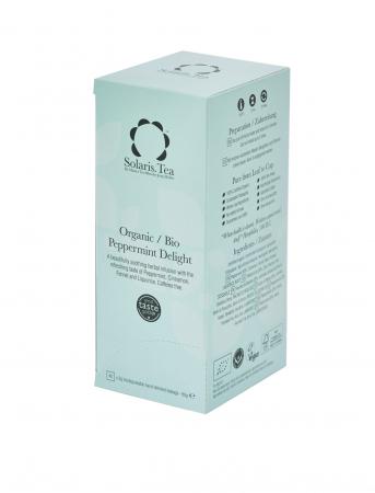 Ceai Organic Menta 40 plicuri0