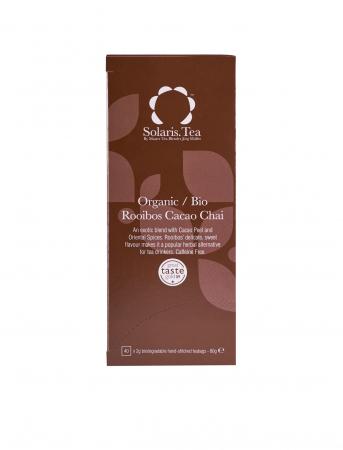 Ceai Organic Rooibos Cacao Chai 40 plicuri1