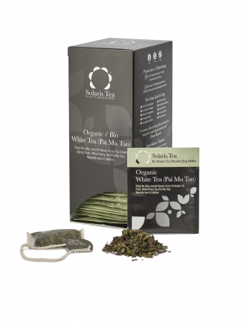Ceai Organic Alb 40 plicuri2