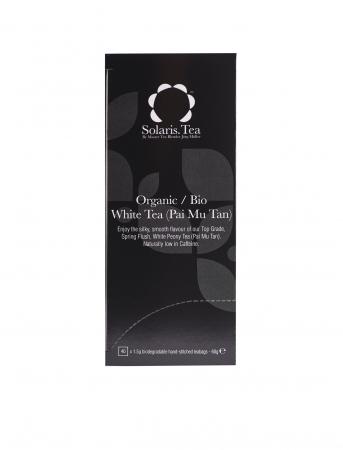 Ceai Organic Alb 40 plicuri1