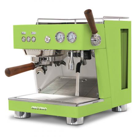 Espressor Ascaso Baby T  PLUS Verde - 1 grup1