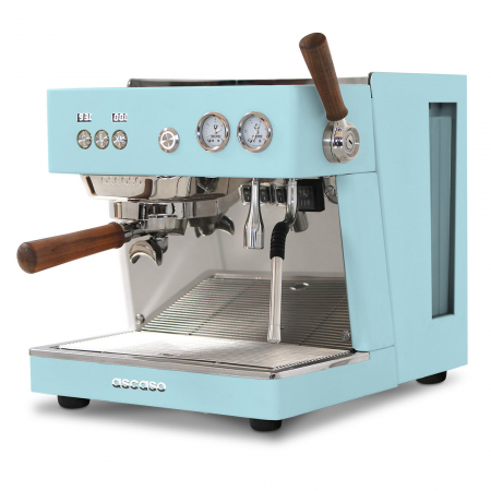 Espressor Ascaso Baby T ZERO Albastru - 1 grup1
