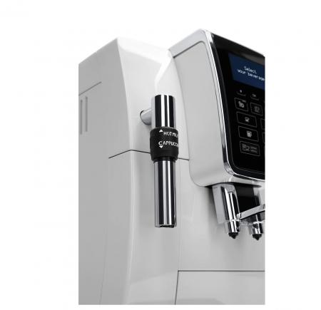 Espressor automat Dinamica ECAM 350.55.White Alb4