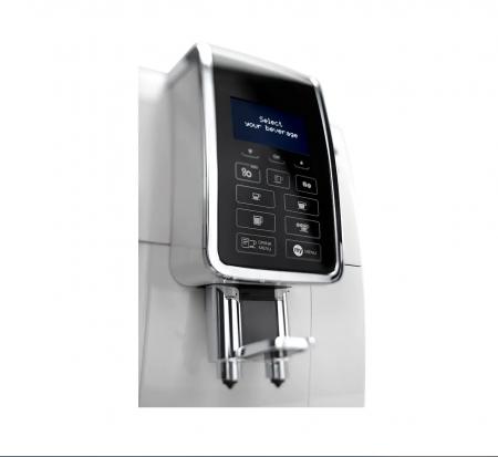 Espressor automat Dinamica ECAM 350.55.White Alb2