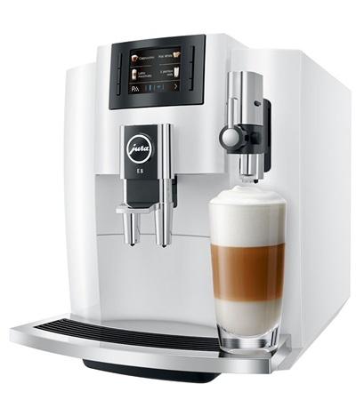 Espressor automat Jura E8 [1]