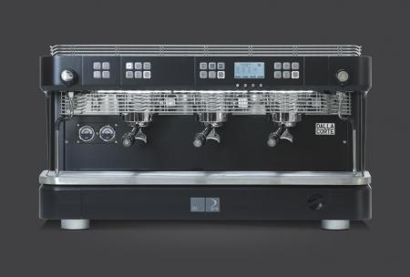 Espressor Dalla Corte DC PRO - Negru 3 grupuri SH 20140