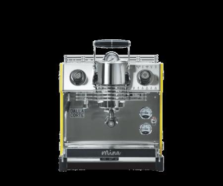Espressor Dalla Corte MINA SH Yellow1