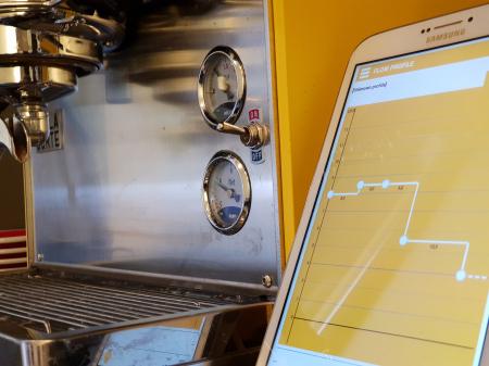 Espressor Dalla Corte MINA SH Coffeerama Gloss 20176