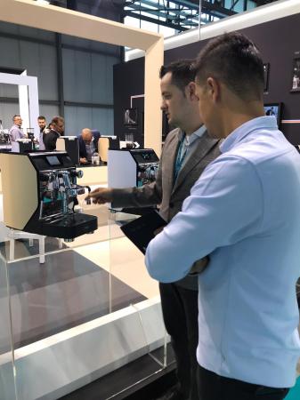 Espressor Vibiemme DOMOBAR SUPER ANALOGICA7