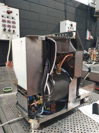 Espressor DOMOBAR Super Digitale 20205