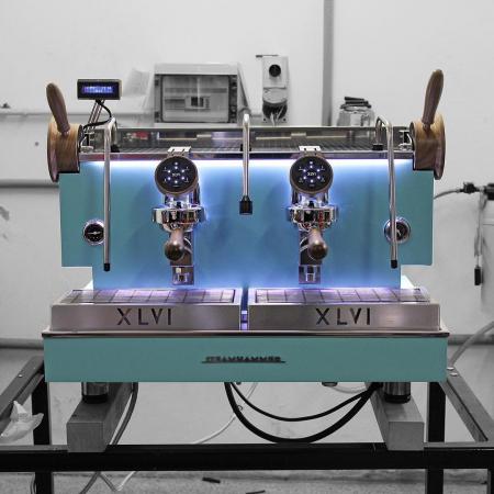 Espressor XLVI Steamhammer 2 grupuri [4]
