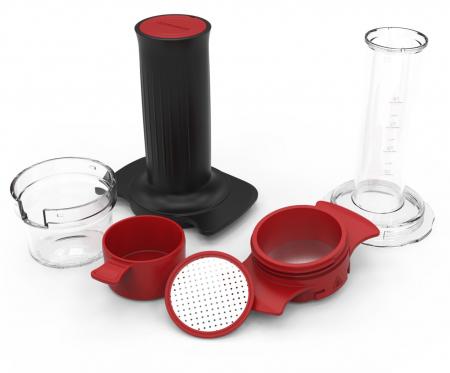 instrument alternativ pentru prepararea cafelei cafflano-kompresso [20]