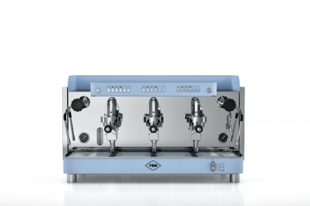 Espressor profesional Vibiemme Replica Manual 3 grupuri0