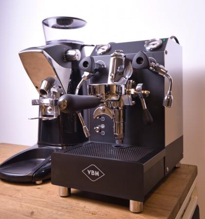 Espressor Vibiemme Domobar Junior 2B1