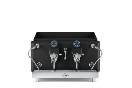 Espressor VIBIEMME Lollo Elettronica - 2 grupuri0