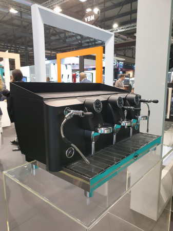 Espressor VIBIEMME Lollo Elettronica - 2 grupuri [9]