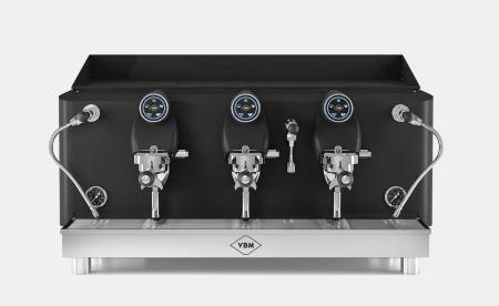Espressor VIBIEMME Lollo Elettronica - 3 grupuri [1]