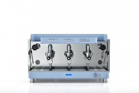 Espressor VIBIEMME REPLICA 2B ELETTRONICA - 3 grupuri8