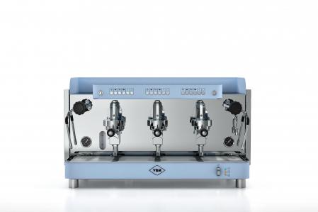 Espressor profesional VIBIEMME REPLICA HX ELETTRONICA - 3 grupuri3