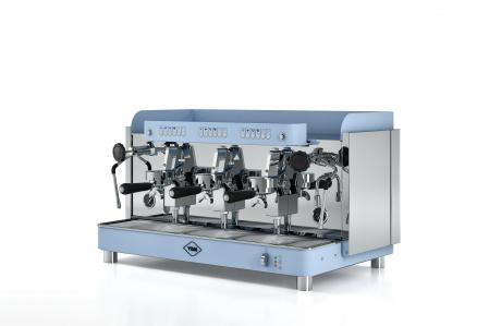 Espressor profesional VIBIEMME REPLICA HX ELETTRONICA - 3 grupuri4
