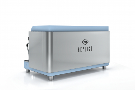 Espressor profesional VIBIEMME REPLICA HX ELETTRONICA - 4 grupuri [5]