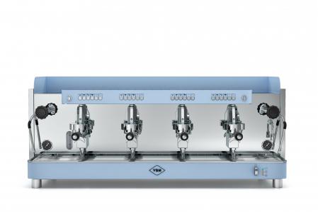 Espressor profesional VIBIEMME REPLICA HX ELETTRONICA - 4 grupuri0