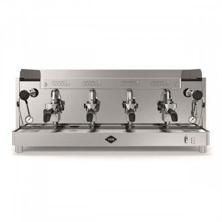 Espressor profesional VIBIEMME REPLICA HX ELETTRONICA - 4 grupuri6