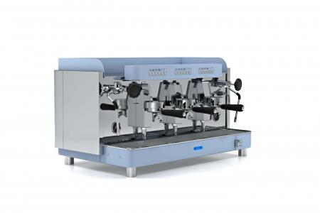 Espressor VIBIEMME REPLICA 2B ELETTRONICA - 3 grupuri0