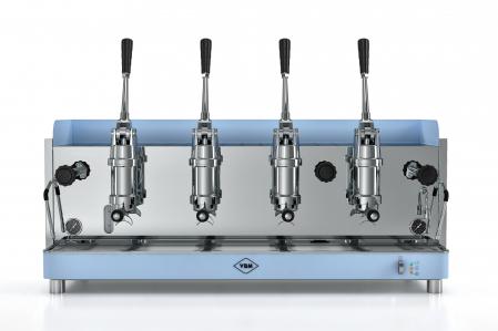 Espressor profesional VIBIEMME REPLICA PISTONE - 4 grupuri0