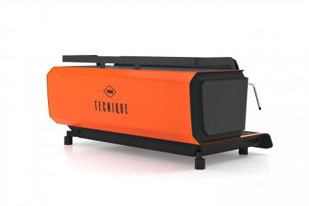 Espressor VIBIEMME TECNIQUE TS - 3 grupuri2