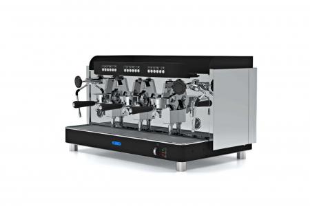 Espressor VIBIEMME REPLICA 2B ELETTRONICA - 3 grupuri7